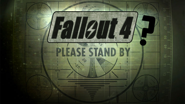 fallout 4 announcemnt